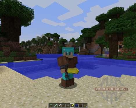 Gardenhead: The Legend [16x][1.8.1] for Minecraft