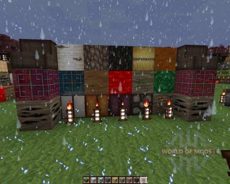 Wolfhound Asian [64x][1.8.8] for Minecraft