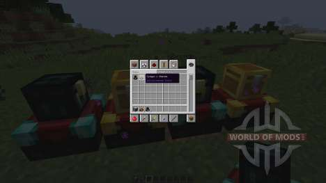 Exp Chest [1.8] for Minecraft