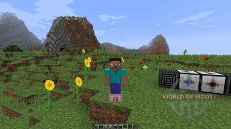 Gravity Science [1.8] for Minecraft