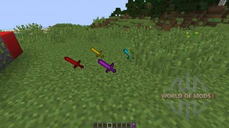 Rock Candy [1.8] for Minecraft