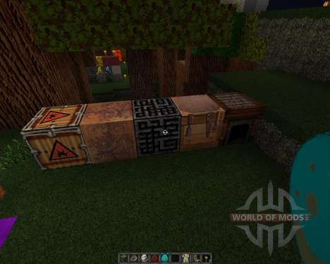 Elements [64x][1.8.8] for Minecraft