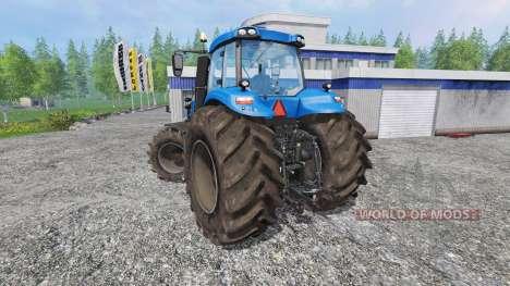 New Holland T8.320 v2.2 for Farming Simulator 2015