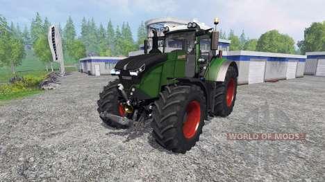 Fendt 1050 Vario v3.0 for Farming Simulator 2015