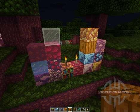 MONSTRUL RUSTIC RETRO [16x][1.8.1] for Minecraft