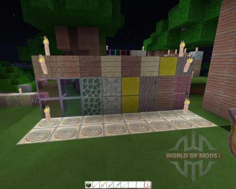 Pencil Pack [128x][1.8.8] for Minecraft