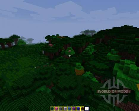 Lost Loki Texture pack [16x][1.8.8] for Minecraft