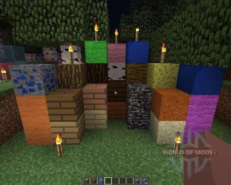 SimplisticTextures [32x][1.8.8] for Minecraft