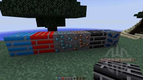 Fusion Warfare [1.7.10] for Minecraft