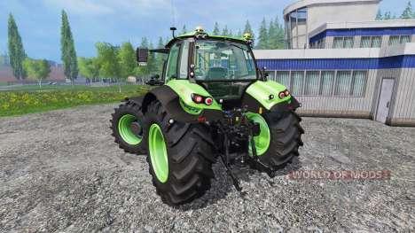 Deutz-Fahr Taurus for Farming Simulator 2015