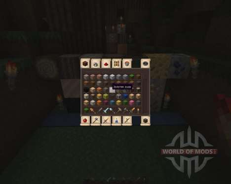 Chivalry Resource Pack [16x][1.8.8] for Minecraft
