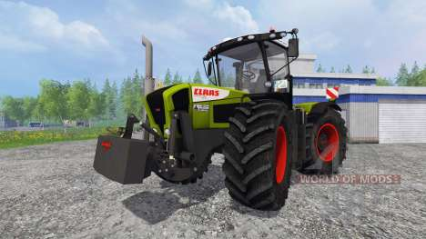 CLAAS Xerion 3300 TracVC [washable] v4.1 for Farming Simulator 2015