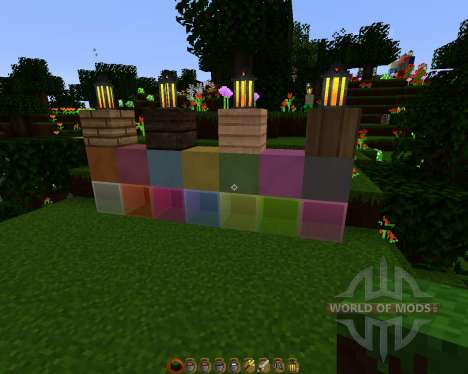 ScarySauce pack [16x][1.8.8] for Minecraft