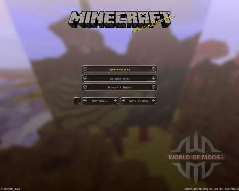 Enderbornplaysmc Official RPG [64x][1.8.1] for Minecraft