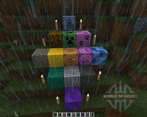 Absolution Resource Pack [128x][1.8.8] for Minecraft