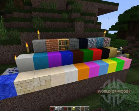 The Modern Pack V3.0 [64x][1.8.1] for Minecraft