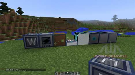 RFTools [1.7.10] for Minecraft