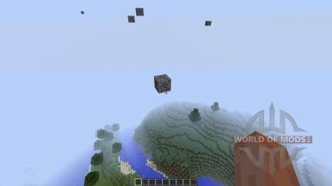 Inverse Ore Generator [1.7.10] for Minecraft