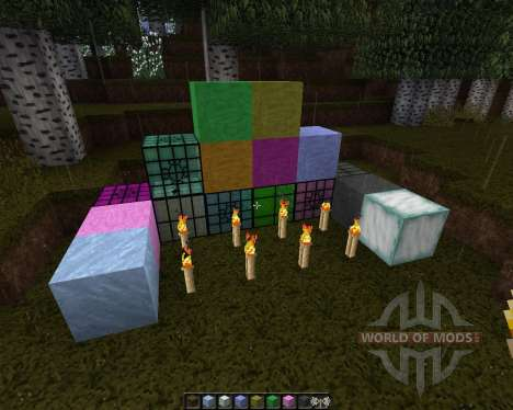 Skyrim Resource Pack [32x][1.8.8] for Minecraft