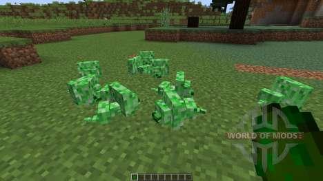 Creepermite [1.8] for Minecraft
