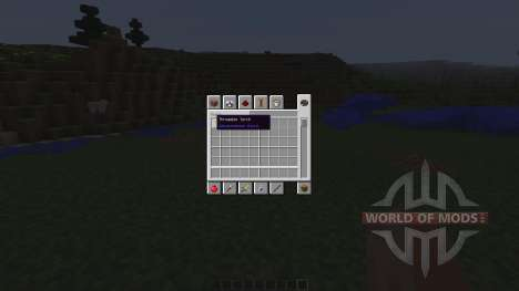 Throwable Torch [1.7.10] for Minecraft