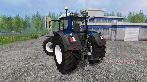 Fendt 924 Vario - 939 Vario [blue] for Farming Simulator 2015