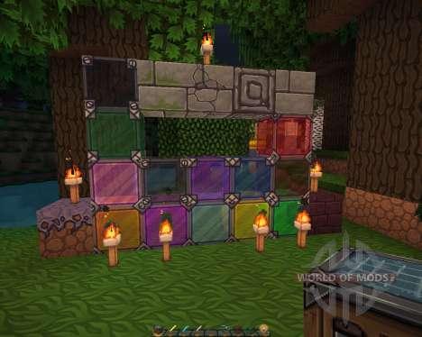 TRITON [64x][1.8.1] for Minecraft