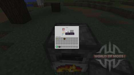 Roxas Fuel [1.8] for Minecraft