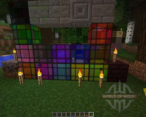 Lithos: Luminous Add-on [32x][1.8.1] for Minecraft