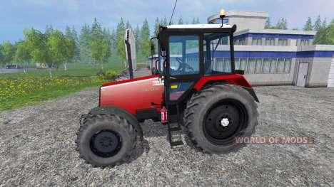 MTZ-892 v1.1 for Farming Simulator 2015