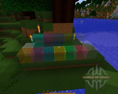 The Golden HD Resource Pack [32x][1.8.8] for Minecraft