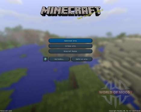 Pitch Black [16x][1.8.8] for Minecraft