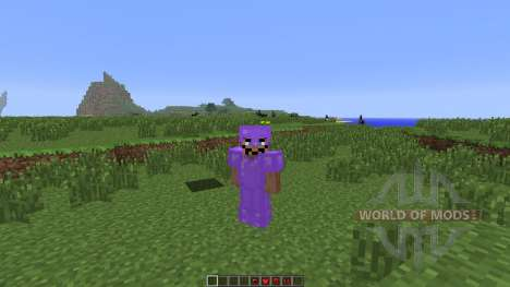 Colorful Armor [1.6.4] for Minecraft