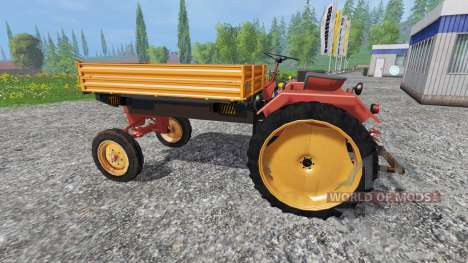 Fortschritt GT 124 for Farming Simulator 2015