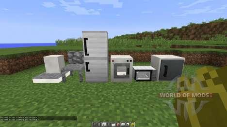 MrCrayfishs Furniture [1.8] for Minecraft