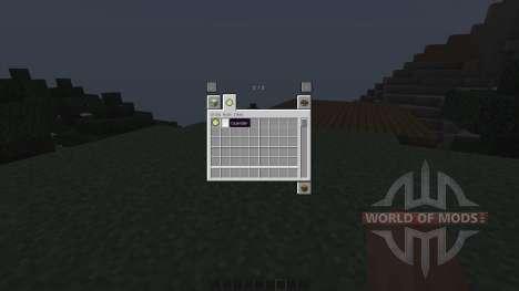 Calendar [1.7.2] for Minecraft