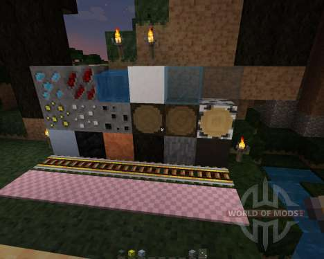 Obsincraft - ObsinPack [16x][1.8.8] for Minecraft