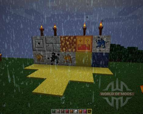 Veristicraft Realistic [128x][1.8.8] for Minecraft