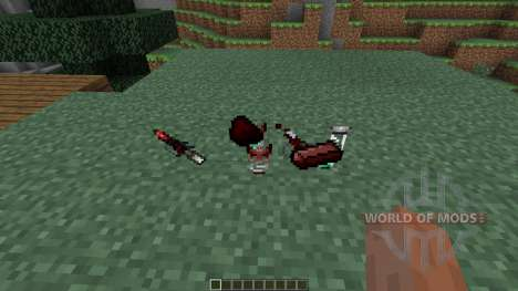 Ray Gun [1.7.2] for Minecraft