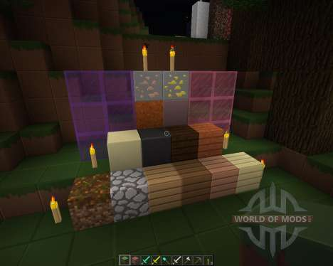 Y-5 Resource Pack [32x][1.8.8] for Minecraft