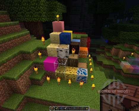 LovePackMC [16x][1.8.1] for Minecraft