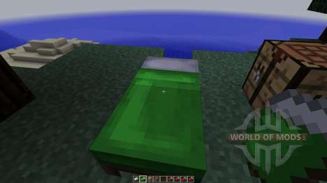 Bed Craft and Beyond [1.7.10] for Minecraft