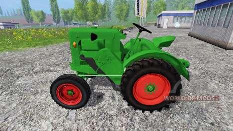 Allgaier A22 for Farming Simulator 2015