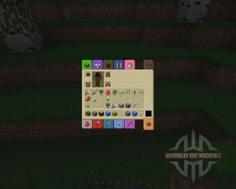 Warm Ice [128x][1.8.8] for Minecraft