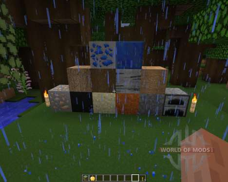 WexTex 0.5.9 [32x][1.8.8] for Minecraft