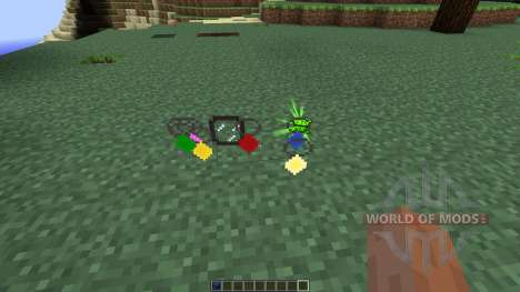 Chance Cubes [1.7.10] for Minecraft
