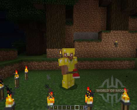 3D Models by Josephpica [16x][1.8.8] for Minecraft