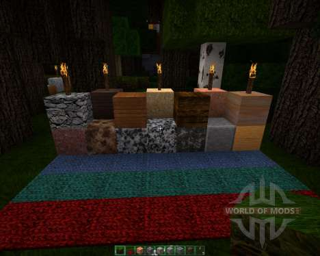HyperRealistic Lagooncraft HD [128x][1.8.1] for Minecraft