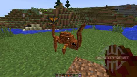 Dungeon Mobs [1.7.10] for Minecraft