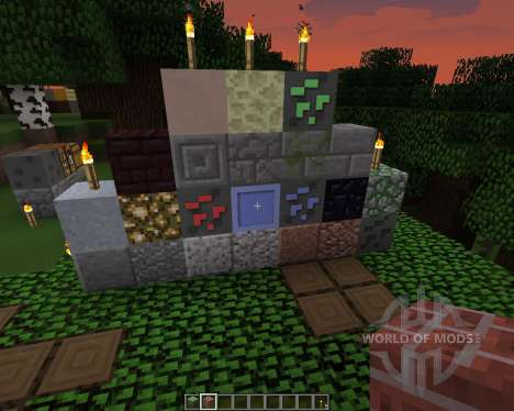 Ferocious Resource Pack [64x][1.8.8] for Minecraft